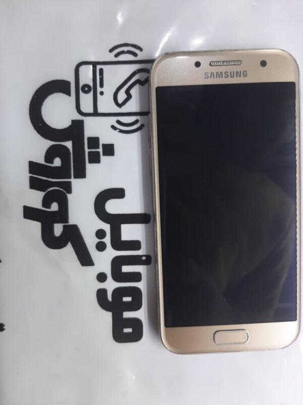 The main LCD of the Samsung Galaxy A 320